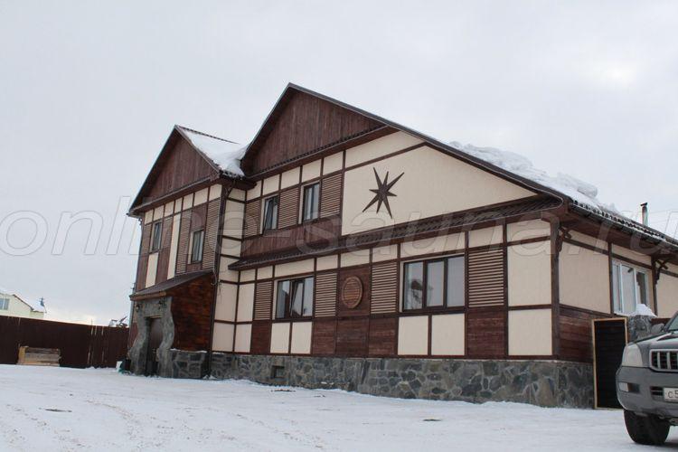 Фрегат, гостиничный комплекс на Красных Орлов