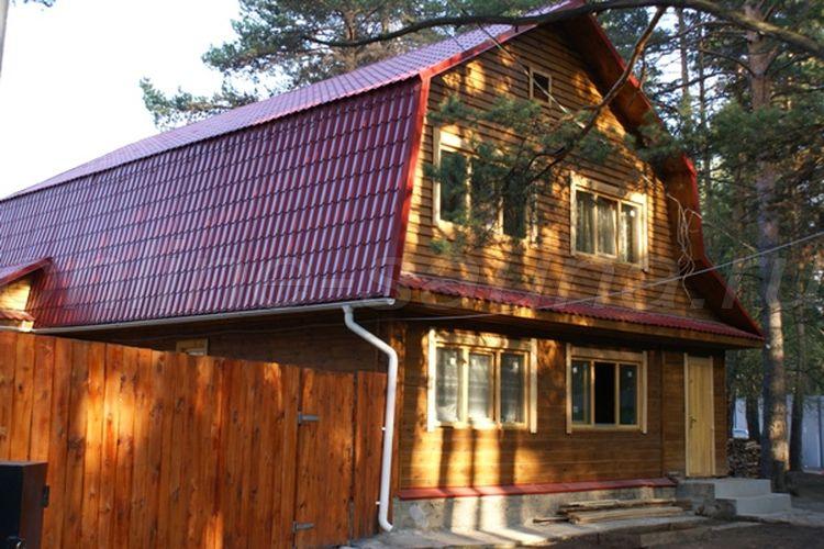 Русский дворик, баня-сауна